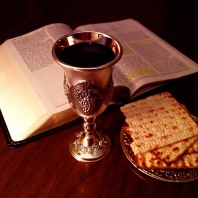 pic- bible and communion