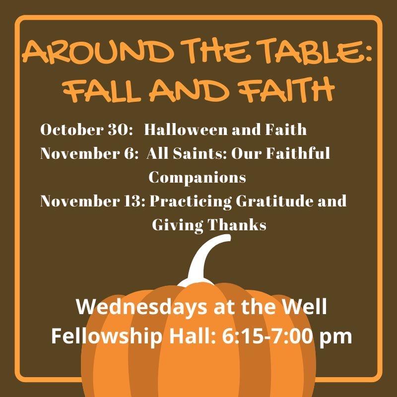 Fall and Faith Halloween